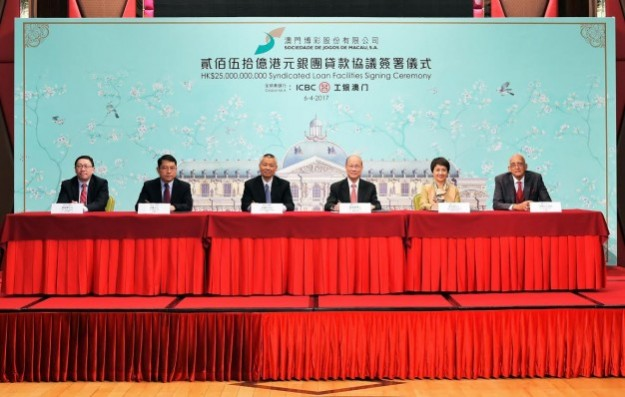 SJM Cotai casino term loan payable after licence expiry