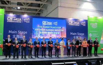 G2E Asia 2017 kicks off with new features