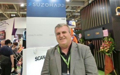 SuzoHapp chip dispensing machine receives global interest