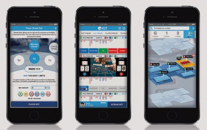 IGT showcases PlaySpot mobile software at G2E Asia