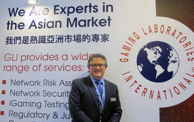 iGaming growing part of GLI testing in Asia: Ian Hughes