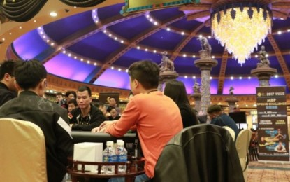Macau Billionaire Poker tournament set for July