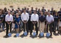 Gov attends Aristocrat Nevada campus ground breaking