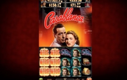 Everi launches slot game based on Hollywood classic