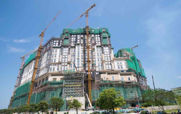Grand Lisboa Palace work still suspended: Macau govt