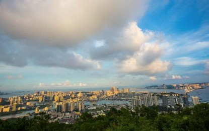 Macau govt halves casino GGR forecast for 2020