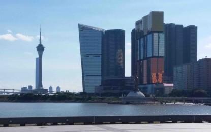 Macau govt's US$6bln via gaming tax to May 31 this year