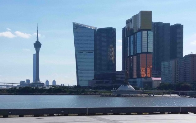 Macau gaming tax take down 38pct in first quarter