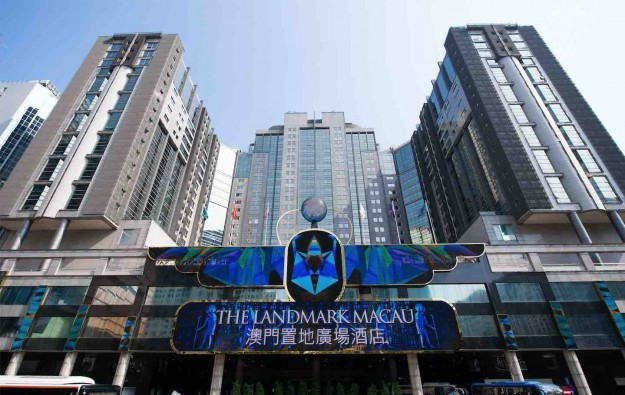 Macau Legend again looks to dispose of Landmark Macau