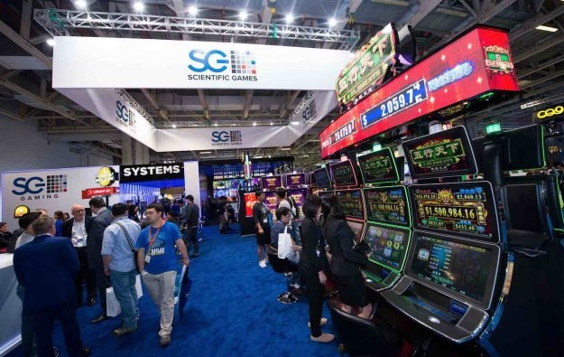 Why Scientific Games Corp