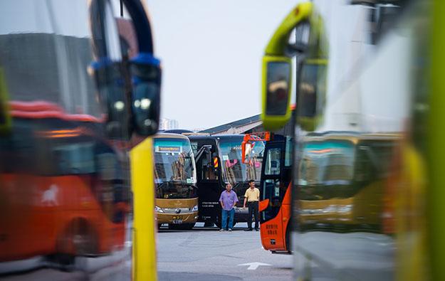 casino express bus