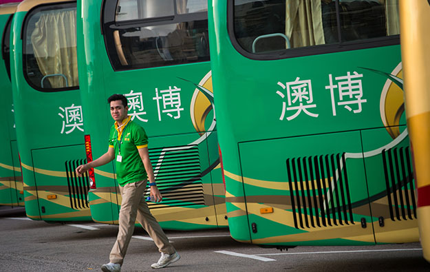 SJM to introduce clean-energy bus service in May