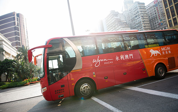 Wynn Macau to run some electric buses from May