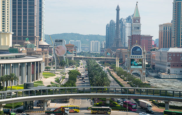 Macau GGR growth comps harder in next months: analysts