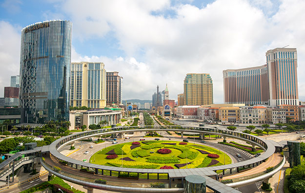 Macau GDP up first time in 4 years helped by gaming