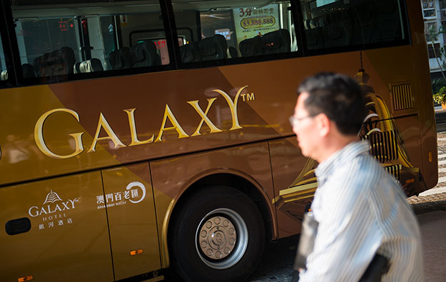 Galaxy Entertainment distances itself from online sites