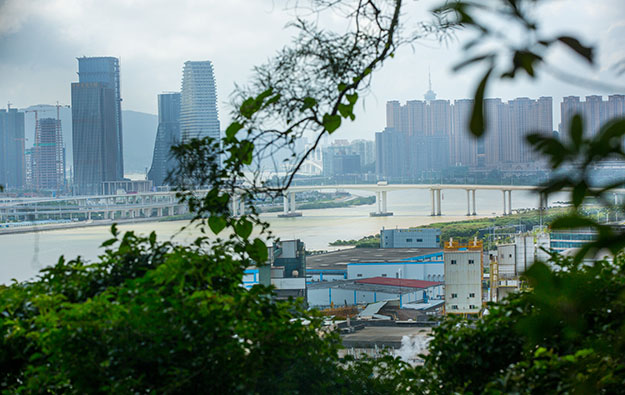 Macau gets jurisdiction on part of Hengqin island checkpoint