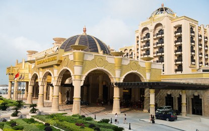 Macau Legend full-2017 revenue up, loss widens