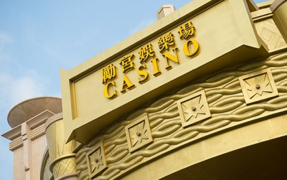 Legend Palace casino reopens month on from Typhoon Hato