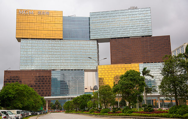 MGM China's EBITDA up 27 pct y-o-y in first quarter