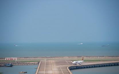 Macau airport got 6-7 daily flights in July, below forecast
