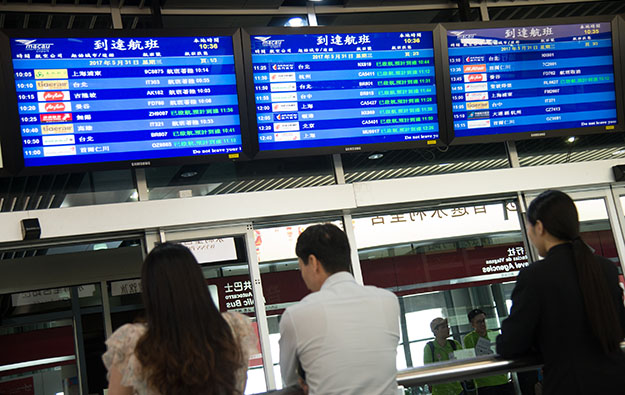 Macau airport upgrade for 10mln trips starts next year