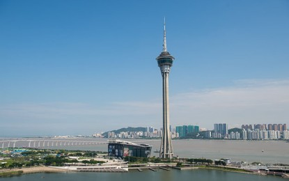 Macau GDP growth slows in 3Q, up 6pct yr-o-yr