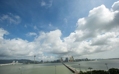 Macau gaming tax take to Oct 30 exceeds year estimate