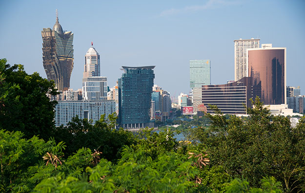 Annual revenue gains return to Macau