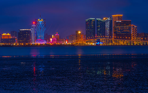 Macau gaming tax revenue up 14pct in Jan-Nov 2018