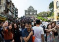 Macau govt launches survey on tourist tax