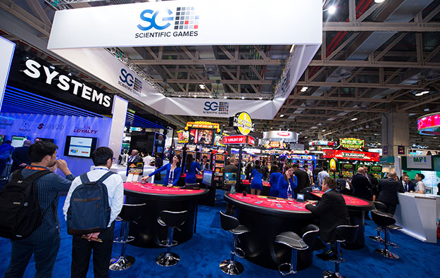 Sci Games expects slimmer loss, eyes refinancing