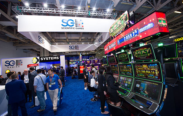 Sci Games reduces 3Q loss, posts revenue increase