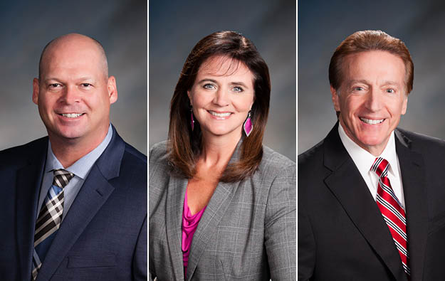 Konami Gaming announces new senior executives