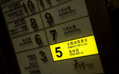 Macau top junkets cautious over earnings outlook