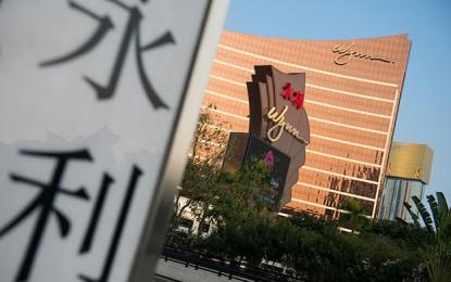 3Q profit halves at Wynn Macau Ltd with VIP weak