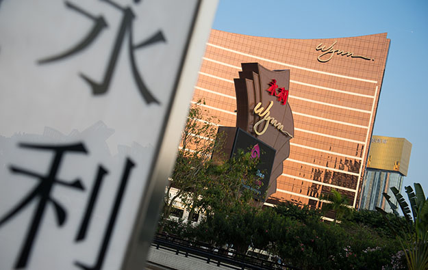 3Q profit halves at Wynn Macau Ltd with VIP weak