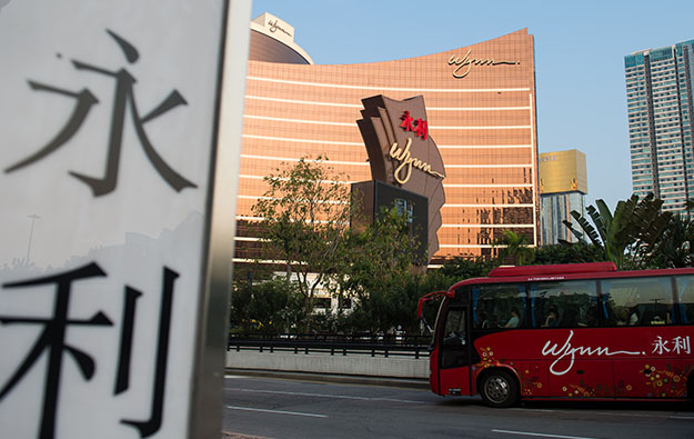 Wynn Macau losing US$2mln a day, optimistic about rebound