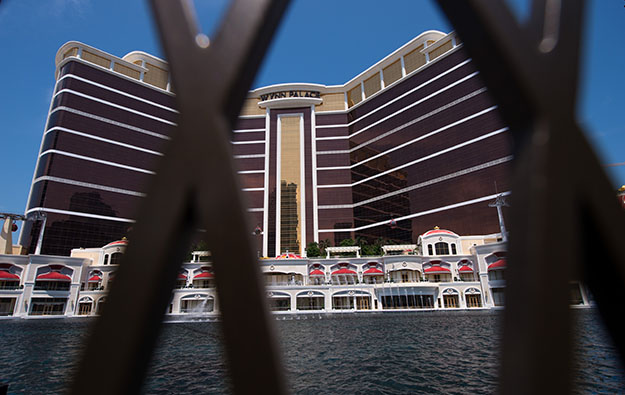 Wynn Macauposts US$352mln2Q loss, casino rev turns red