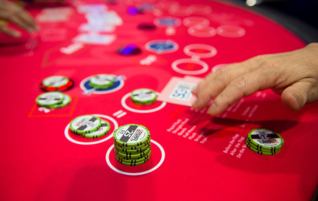 Macau casino revenue falls sharply