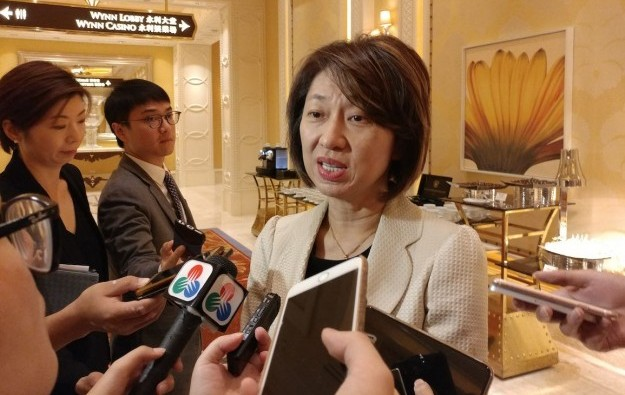 Wynn Macau, Palace rooms sold out in Golden Week: Chen