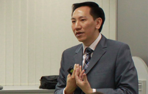 Gaming scholar Davis Fong named lawmaker by Macau govt