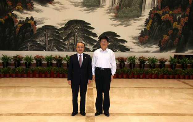 Beijing appoints new top representative in Macau
