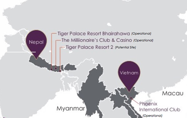 Silver Heritage eyes site for a 2nd Nepal casino resort