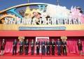 Chinese envoy at Korea casino resort theme park launch