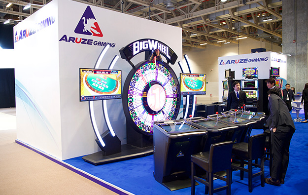 Arcemont promoted to head Aruze Gaming global sales