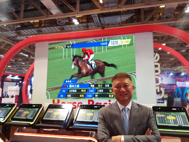 LT Game to launch horse race, sports betting games: Chun