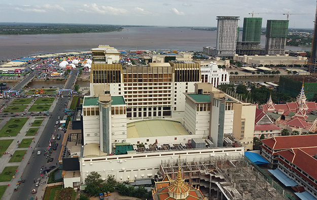 NagaCorp gets casino exclusivity extended to 2045