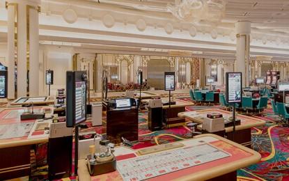 Paradise Co swings to 3Q profit as casino sales soar