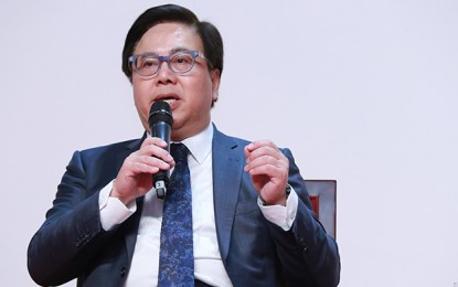 Sands China president Wilfred Wong contract now until 2024